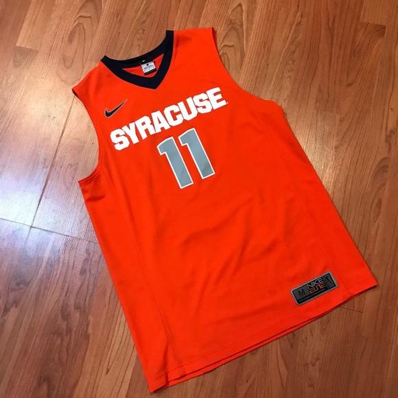 Nike Shirts Syracuse Basketball Jersey Poshmark